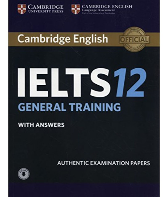 IELTS 12 SAMPLE