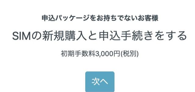 190padsim initial fee