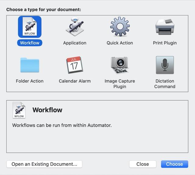 automator,MAC