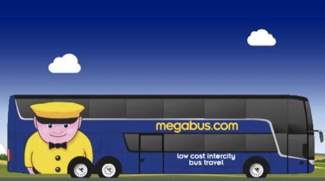 [指南] Megabus UK 英國平價旅行好選擇