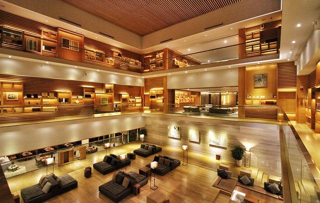 Lobby Hotel IHG