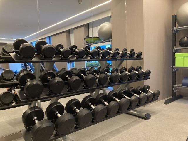 hotel-resonance-taipei gym3