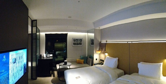 hotel-resonance-taipei room