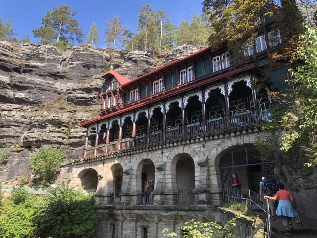 bohemian switzerland park restaurant hotel