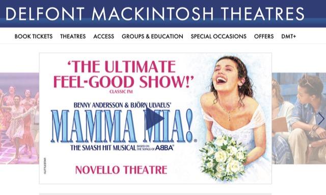 [指南] 英國倫敦音樂劇購票教學 以 Mamma Mia 為例