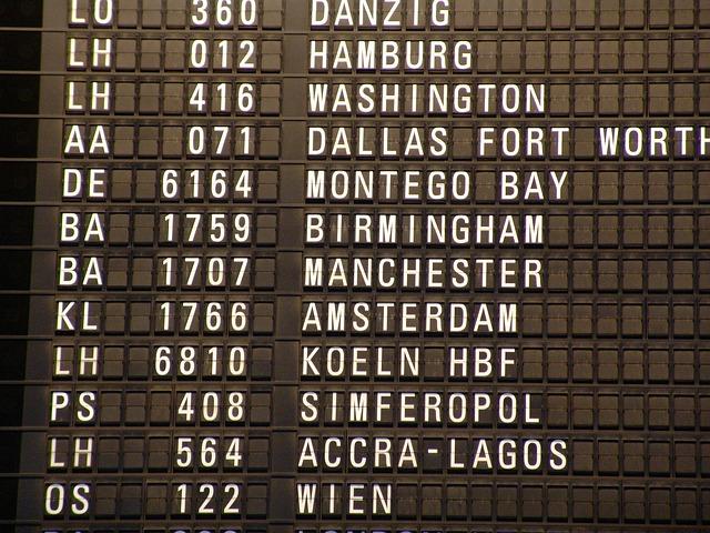 [指南] 飛常準 空中飛人 商務旅行 即時查詢航班動態