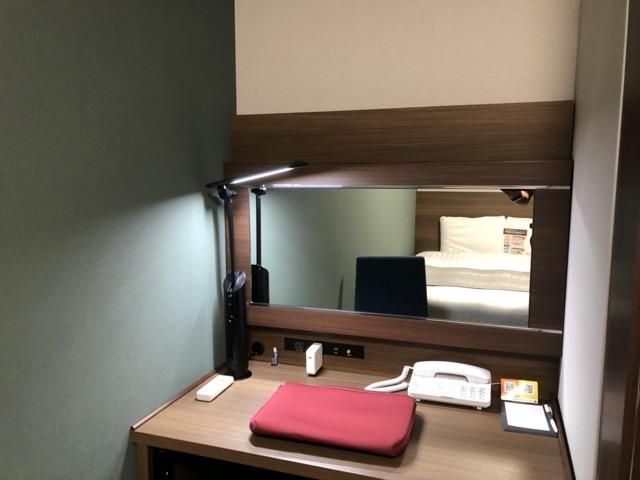 comfort hotel inn kanda desk