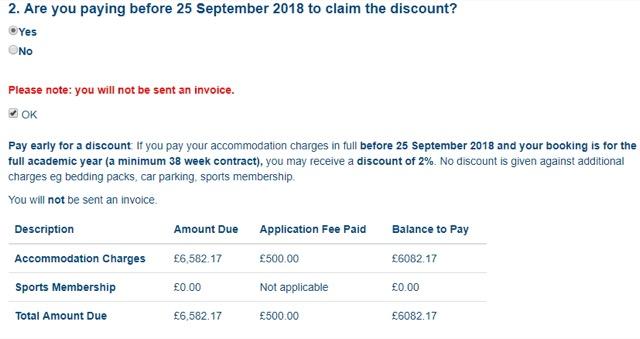 tuition fee information prepaid