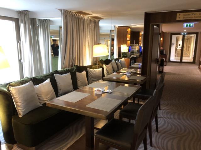 hilton budapest lounge seats