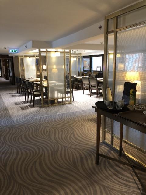 hilton budapest lounge inside