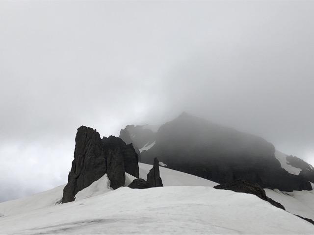 glacier jeeps mist