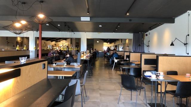 iceland gullfoss cafeteria