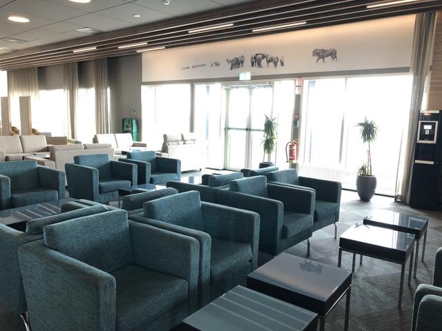 [貴賓室體驗] 冰島雷克雅未克機場 Saga Lounge 貴賓室