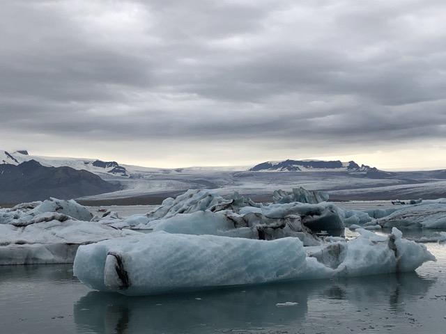 [冰島環島系列] 冰河湖和鑽石沙灘