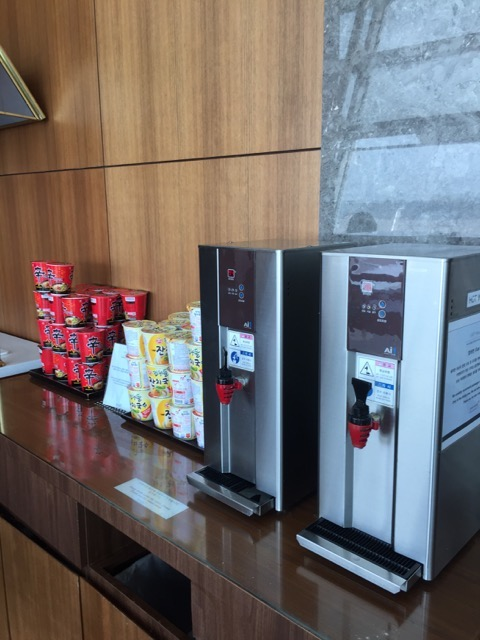 asiana lounge instant noodles