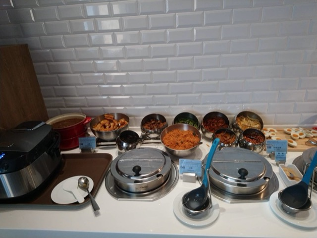 ihg-holiday-inn-express-chiayi breakfast