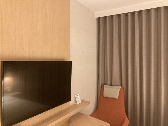 holidayInn Taichung Fengchia room3
