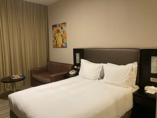 ihg-holiday-inn-express-taichung-park room