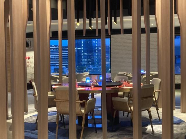 ihg-indigo-taipei-taiwan restaurant