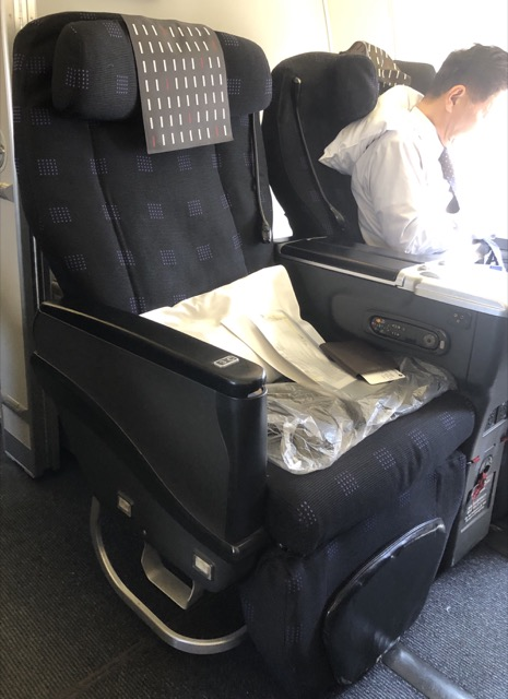 jl805 seat