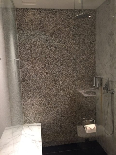 inside the shower room-2