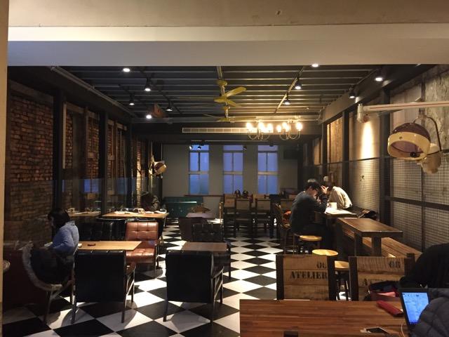 notch cafe 2F