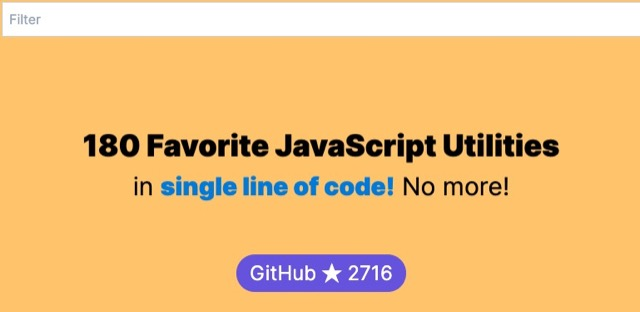 javascript oneline index