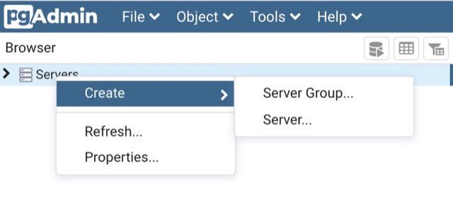pgadmin-heroku-setting-operating-postgre-sql step5