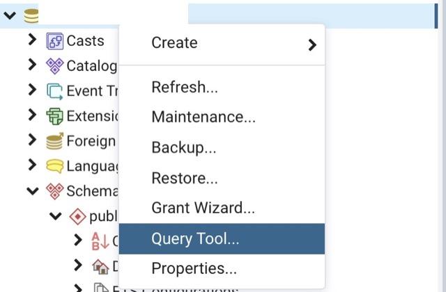 pgadmin-heroku-setting-operating-postgre-sql step7