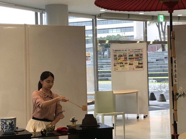 polyglot conference fuk 2019 tea ceremony 2