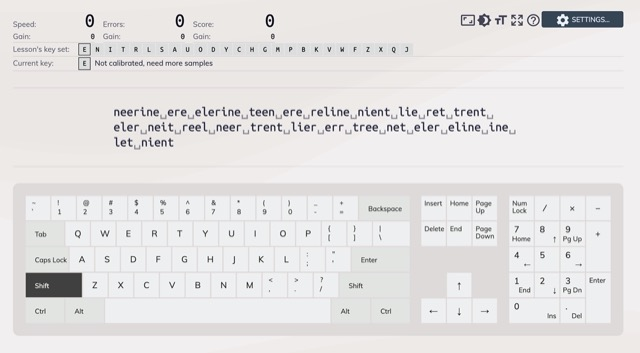 typing-pratice-training demo2