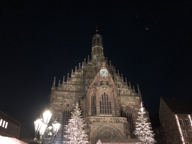 church of the lady nuremberg