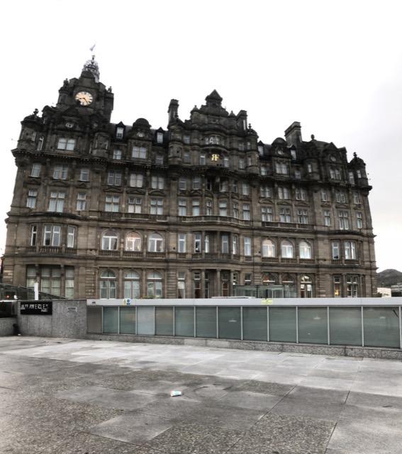 hotel Edinburgh