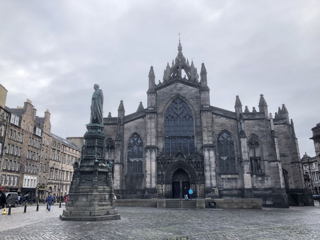 Cathedral Edinburgh