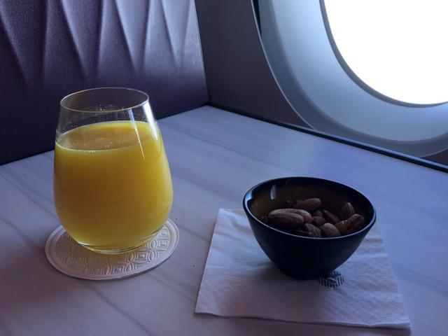 qr1 juice nuts