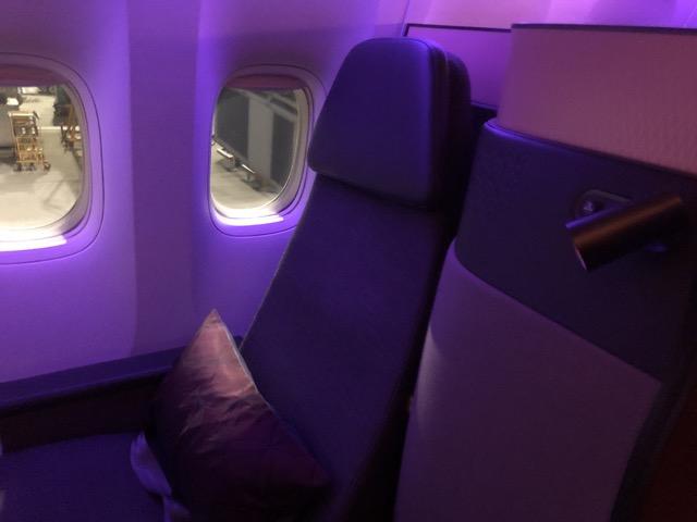 qr815 seat
