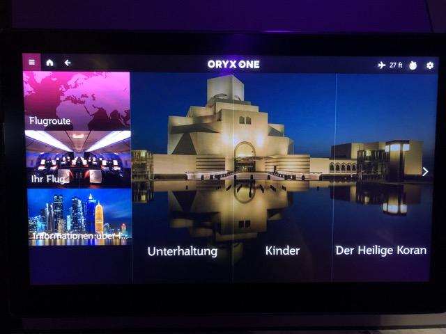 qr815 screen
