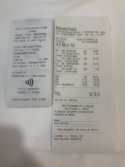 restaurante-pinoquio-lisboa receipt