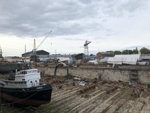 suomenlinna shipyard