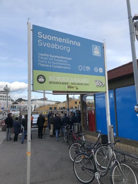 suomenlinna sign