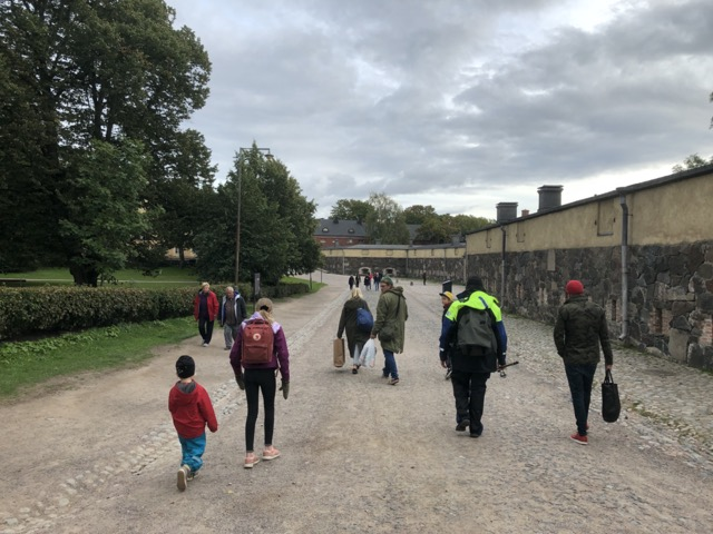 suomenlinna view