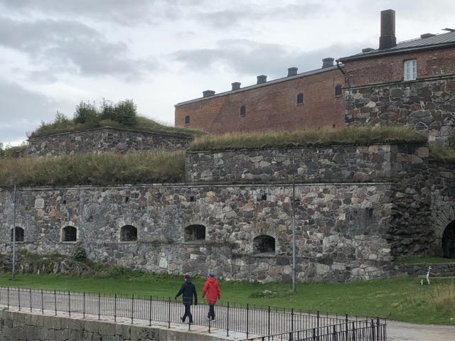 suomenlinna castle