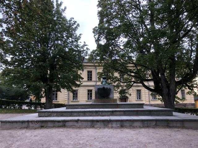 suomenlinna building