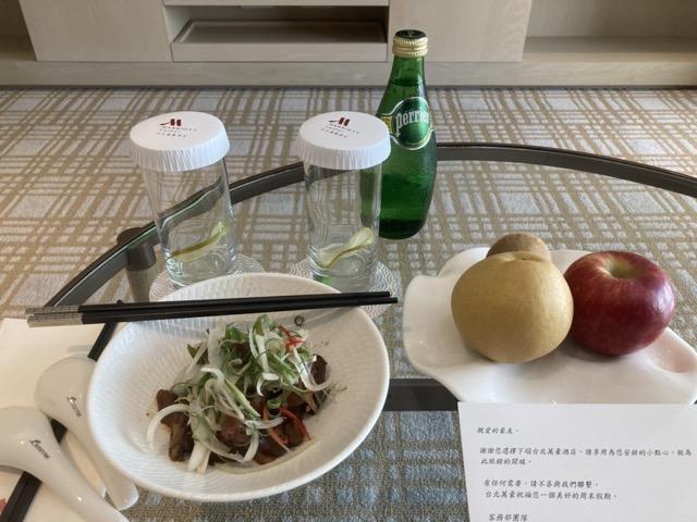 taipei-marriott-comfort-suite-welcome-dining