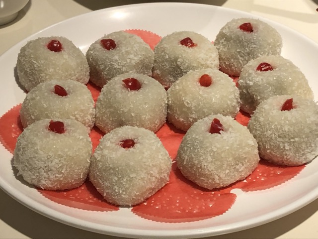 peiping-tongqing dessert red bean