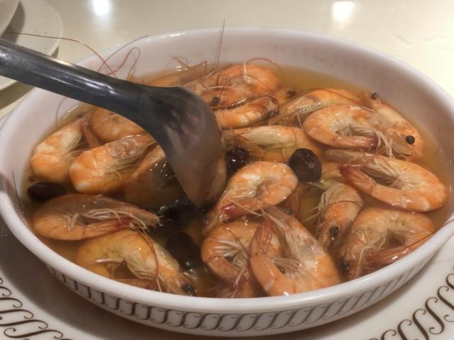 peiping-tongqing shrimp