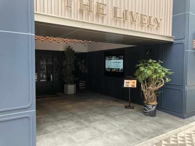 the-millennials-fukuoka entrance