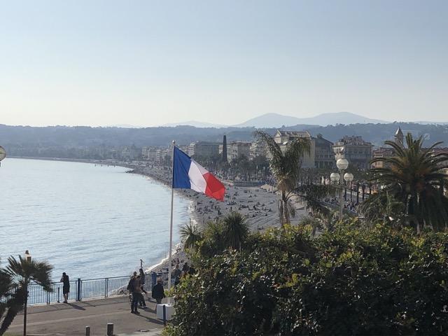 [二日遊系列] 登高望遠 尼斯制高點 Castle Hill of Nice