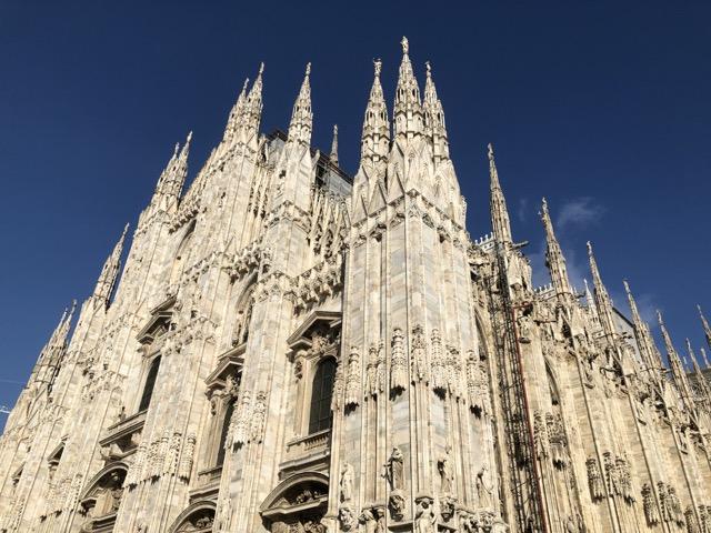 [二日遊系列] 米蘭大教堂 義大利