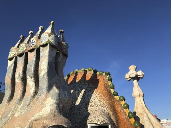 [二日遊系列] 巴特婁之家 Casa Batllo 西班牙 巴塞隆納